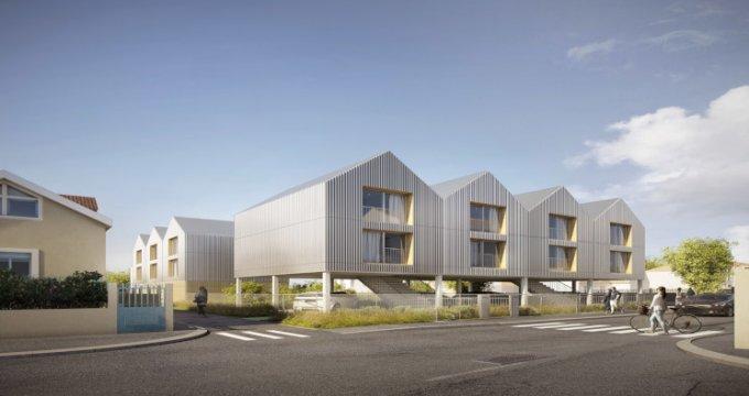 Achat / Vente immobilier neuf Vitry-sur-Seine à 500m du métro 7 (94400) - Réf. 5737