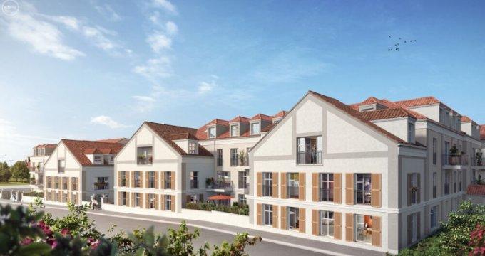 Achat / Vente immobilier neuf Voisins-le-Bretonneux centre-ville (78960) - Réf. 5744