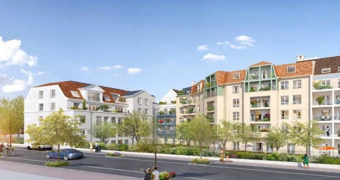 Achat / Vente immobilier neuf Wissous proche centre-ville (91320) - Réf. 5803