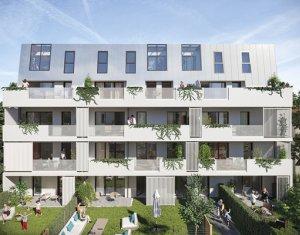 Achat / Vente immobilier neuf Achères à 1,5 km du RER A (78260) - Réf. 3200