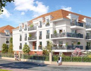 Achat / Vente immobilier neuf Achères proche Paris (78260) - Réf. 1753