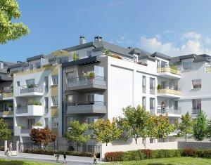 Achat / Vente immobilier neuf Achères quartier pavillonnaire (78260) - Réf. 1114