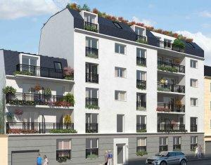 Achat / Vente immobilier neuf Alfortville face au marché couvert (94140) - Réf. 680