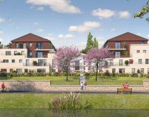 Achat / Vente immobilier neuf Andrésy proche du bois de l'Hautil (78570) - Réf. 2489