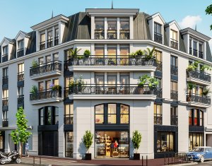 Achat / Vente immobilier neuf Antony proche du centre-ville (92160) - Réf. 3568