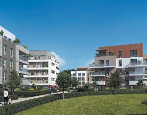 Achat / Vente immobilier neuf Antony proche gare (92160) - Réf. 1386
