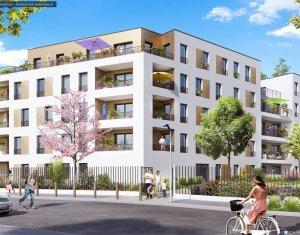 Achat / Vente immobilier neuf Antony proche Parc de Sceaux (92160) - Réf. 461