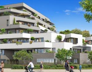 Achat / Vente immobilier neuf Archères en bordure de la forêt Saint-Germain-en-Laye (78260) - Réf. 2126
