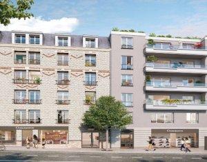 Achat / Vente immobilier neuf Arcueil à deux pas du RER B (94110) - Réf. 4008