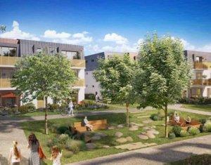 Achat / Vente immobilier neuf Argenteuil face à la Seine (95100) - Réf. 3015