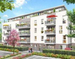 Achat / Vente immobilier neuf Arpajon près d'Evry (91290) - Réf. 1333
