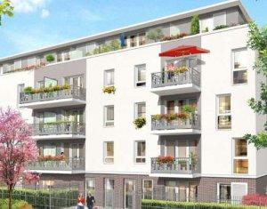 Achat / Vente immobilier neuf Arpajon proche d'Evry (91290) - Réf. 603