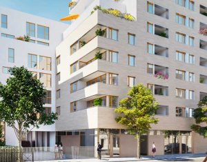 Achat / Vente immobilier neuf Asnières-sur-Seine écoquartier Seine Ouest (92600) - Réf. 2340