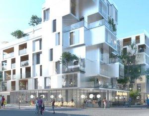 Achat / Vente immobilier neuf Asnières-sur-Seine proche du métro 13 (92600) - Réf. 2827