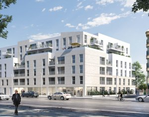 Achat / Vente immobilier neuf Athis-Mons proche futur ligne tramway T7 (91200) - Réf. 1632