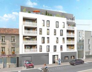 Achat / Vente immobilier neuf Aubervilliers proche centre-ville (93300) - Réf. 1352