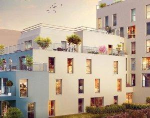 Achat / Vente immobilier neuf Aubervilliers proche centre-ville (93300) - Réf. 2193