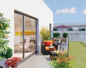 Achat / Vente immobilier neuf Aubervilliers Quartier du Landy (93300) - Réf. 1245