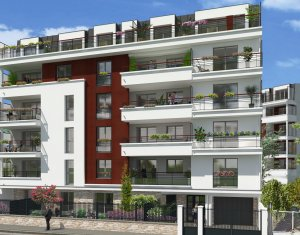 Achat / Vente immobilier neuf Aulnay sous-bois proche de Paris (93600) - Réf. 2528