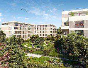Achat / Vente immobilier neuf Aulnay-sous-Bois proche parc de la Roseraie (93600) - Réf. 570
