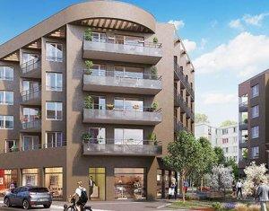 Achat / Vente immobilier neuf Aux Ulis proche plateau de Saclay (91940) - Réf. 2617