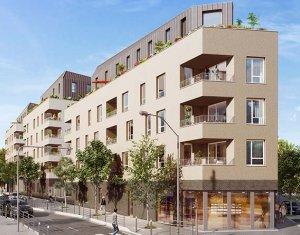 Achat / Vente immobilier neuf Bagnolet côté Lilas (93170) - Réf. 2164