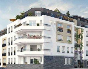 Achat / Vente immobilier neuf Bagnolet proche Hôtel de ville (93170) - Réf. 2539