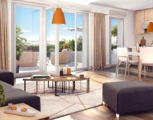 Achat / Vente immobilier neuf Bagnolet quartier Blanqui (93170) - Réf. 175