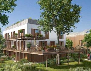 Achat / Vente immobilier neuf Bailly proche parc de la Chataigneraie (78870) - Réf. 1259