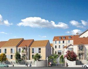 Achat / Vente immobilier neuf Beaumont-sur-Oise proche centre-ville (95260) - Réf. 2511