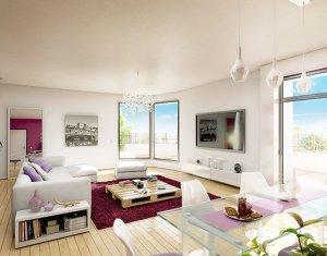 Achat / Vente immobilier neuf Bessancourt en bordure de la forêt de Montmorency (95550) - Réf. 3061