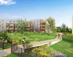 Achat / Vente immobilier neuf Bessancourt proche Transilien Ligne H (95550) - Réf. 3842