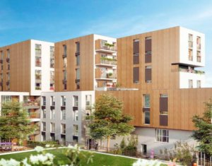 Achat / Vente immobilier neuf Bezons proche centre (95870) - Réf. 3353
