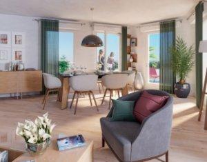 Achat / Vente immobilier neuf Bezons proche centre-ville (95870) - Réf. 3547