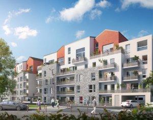 Achat / Vente immobilier neuf Bezons proche centre-ville (95870) - Réf. 1128