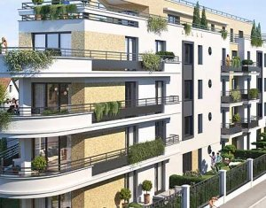 Achat / Vente immobilier neuf Bezons proche tramway T2 (95870) - Réf. 6151