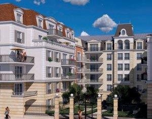 Achat / Vente immobilier neuf Blanc-Mesnil à 10km de la porte de la Chapelle (93150) - Réf. 5082