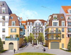 Achat / Vente immobilier neuf Blanc-Mesnil nouveau Quartier de la Gare (93150) - Réf. 1108
