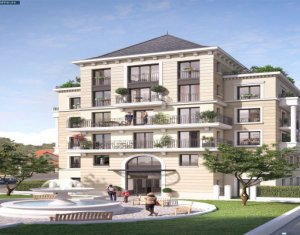 Achat / Vente immobilier neuf Blanc-Mesnil proche centre commercial (93150) - Réf. 5066