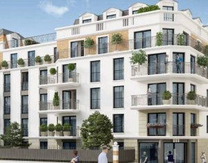 Achat / Vente immobilier neuf Blanc-Mesnil proche centre-ville (93150) - Réf. 4159