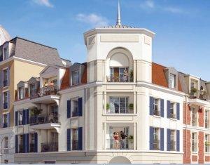Achat / Vente immobilier neuf Blanc-Mesnil quartier Eiffel (93150) - Réf. 3867