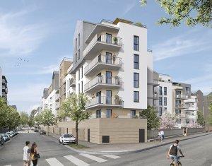 Achat / Vente immobilier neuf Bobigny à 500 mètres du Métro (93000) - Réf. 3823