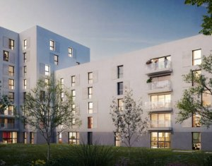Achat / Vente immobilier neuf Bobigny à quelques pas du métro 5 (93000) - Réf. 5411