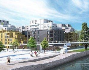 Achat / Vente immobilier neuf Bobigny écoquartier Écocité (93000) - Réf. 1325