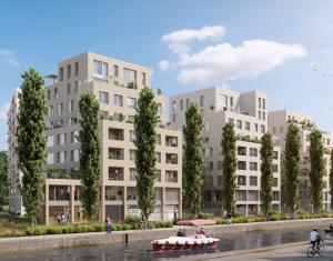Achat / Vente immobilier neuf Bobigny face canal de L'Ourcq (93000) - Réf. 4048