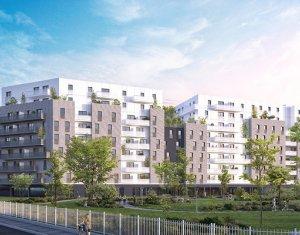 Achat / Vente immobilier neuf Bobigny proche métro (93000) - Réf. 3576