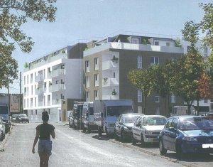 Achat / Vente immobilier neuf Bobigny proche tramway Pont de Bondy (93000) - Réf. 3400