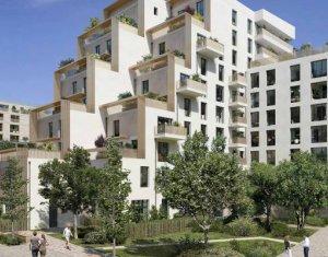 Achat / Vente immobilier neuf Bobigny sur les rives du canal de l'Ourcq (93000) - Réf. 6009