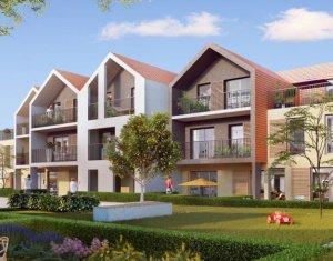 Achat / Vente immobilier neuf Bois d'Arcy cœur de ville (78390) - Réf. 2483