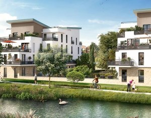 Achat / Vente immobilier neuf Bois-d'Arcy proche canal (78390) - Réf. 1796